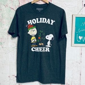 Peanuts Christmas T-shirt